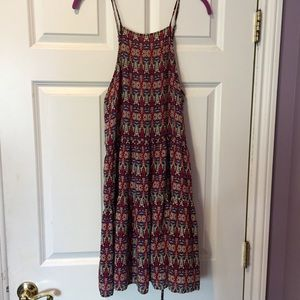 Abercrombie & Fitch patterned dress